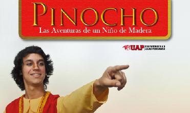 """Pinocho: Las Aventuras De Un Niño De Madera"""" En Museo Metropolitano De Lima"""