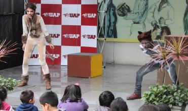 UAP Exhibe Obra Teatral en Museo Metropolitano de Lima