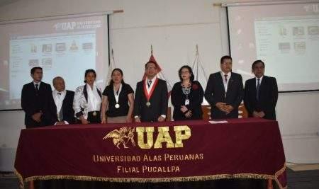 """UAP – FILIAL PUCALLPA LLEVA A CABO """"INDUCCIÓN A CACHIMBOS"""""""
