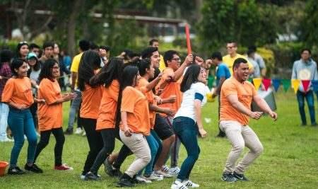UAP DESARROLLA CON ÉXITO BIENVENIDA DE CACHIMBOS 2018 – II