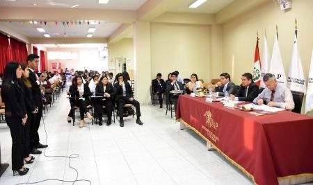 UAP – FILIAL HUACHO: ESTUDIANTES DE OBSTETRICIA GANAN XXIII JORNADA DE INVESTIGACIÓN