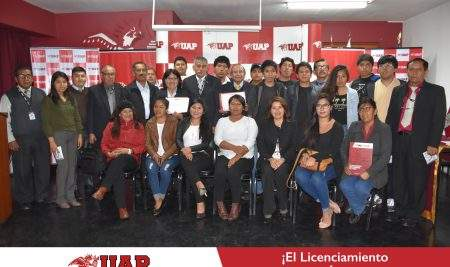 "UAP – FILIAL TACNA DESARROLLA SEMINARIO ""MARKETING PERSONAL"""