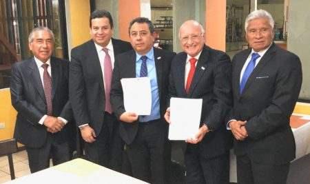 UAP Y UNIVERSIDAD DEL GOLFO DE MÉXICO SUSCRIBEN CONVENIO DE COOPERACIÓN EN BENEFICIO DE DOCENTES Y ESTUDIANTES