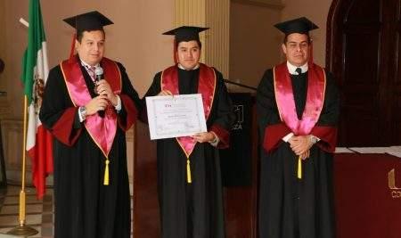 AUTORIDADES DE LA UAP RECIBEN DOCTORADO HONORIS CAUSA DE LA UNIVERSIDAD DEL GOLFO DE MÉXICO