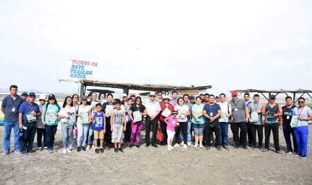 TRABAJADORES Y DOCENTES DE LA UAP – FILIAL HUACHO PARTICIPARON DEL TALLER DE SENSIBILIZACIÓN SOBRE HUMEDALES