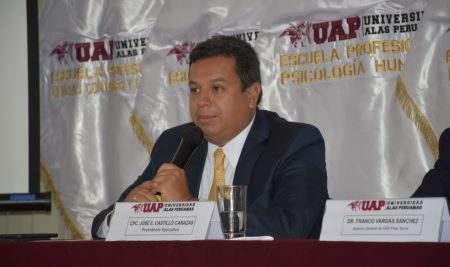 UAP INVIERTE MÁS DE 200 MILLONES DE SOLES EN PROCESO DE LICENCIAMIENTO INSTITUCIONAL