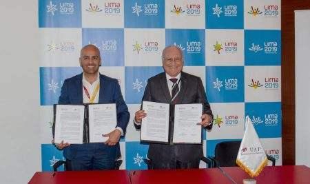 UAP Y LIMA 2019 FIRMAN CONVENIO DE COLABORACIÓN INTERINSTITUCIONAL PARA PROMOVER VOLUNTARIADO